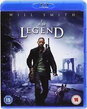 Blu-ray I AM LEGEND #  Will Smith, Alice Braga ++NEU