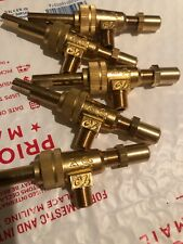 Lot Of 5 Wolf Range Jade Range 4418500200 With Orifice Gas Valve Stove Horizontal