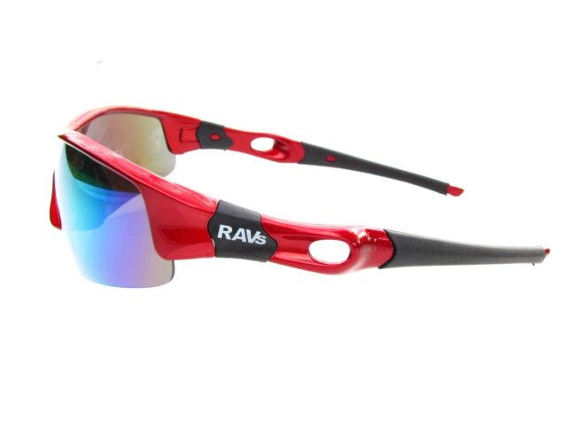 RAVS Sportbrille - Kitesurfbrille - Sonnenbrille - Radsportbrille