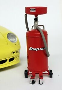 Truescale-1-18-Scale-Snap-on-Waste-Oil-Drain-Garage-Part-For-Model-Car-Diorama