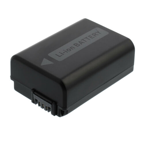 Bateria para Sony np-fw5065290Alpha 5000 6000 6500 7 II 7r 7s 7r II Nex 7 rx10