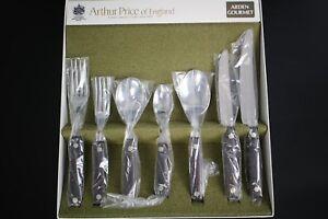 Arthur-Price-of-England-Arden-Gourmet-Cutlery-7-piece-Place-Settings-New