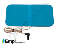 Empi Low Back Electrodes 7x3.95 1 Per Pack Exp 2017 Tens Pads