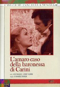 L-039-Amaro-Caso-Della-Baronessa-Di-Carini-4-Dvd-WARNER-HOME-VIDEO