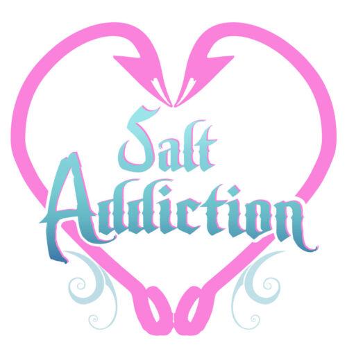 Salt Addiction apparel,Women/'s Saltwater fishing t shirt,ocean,life,hooks,beach