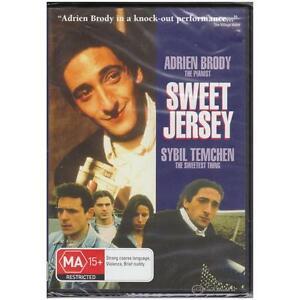 DVD-SWEET-JERSEY-Adrien-Brody-AKA-TEN-BENNY-NOTHING-TO-LOSE-All-Pal-Region-BNS