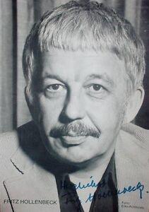 Fritz Hollenbeck