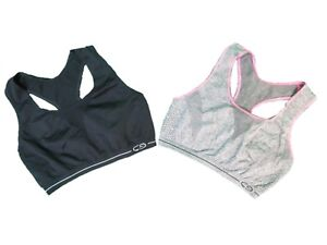 1a5485db5 C9 by Champion Girls Racerback Sports Bra 2 Pack Style N9204