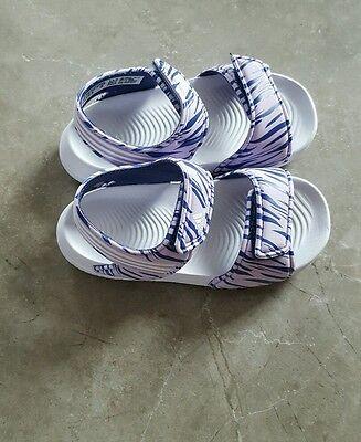 Adidas Badeschuhe Badesandalen Sandalen Schuhe Mädchen Gr 24 TOP ZUSTAND
