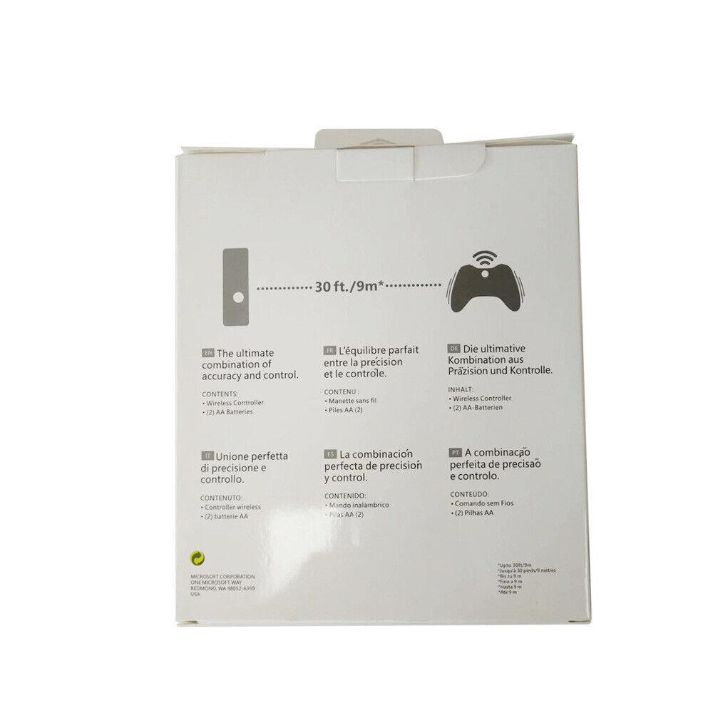 Microsoft Xbox360 Dual Shock Remote Gamepad Bluetooth Wireless Joypad Controller 9