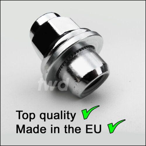 RUOTA in lega NUTS-MITSUBISHI FTO GTO X20 LUG Bullone Perno Vite di qualità superiore A50