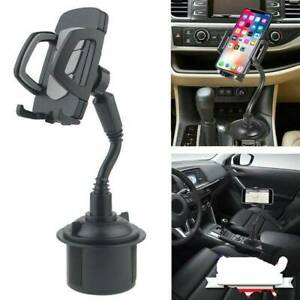New-Universal-Adjustable-Car-Mount-Cup-Holder-Cradle-for-Cell-Phone-BFPYW