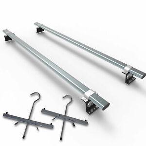Ford Transit Custom Roof Rack Bars And Ladder Clamps 2