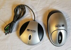 Vintage MI Micro Innovations Wireless Optical Mouse