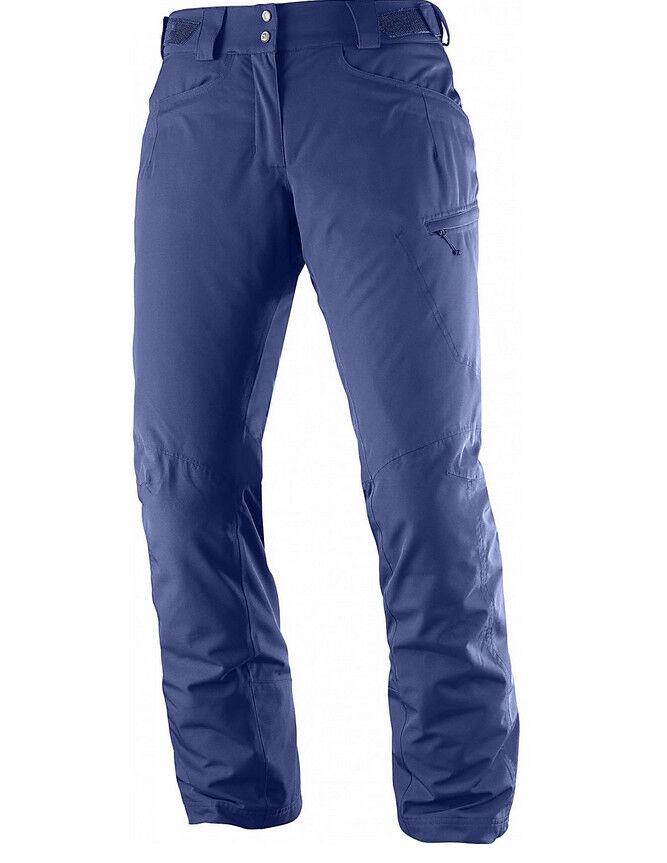 san francisco 752ac 5a7d9 Salomon W XS-R Gr. Skihose bluee Medieval PANT FANTASY ...