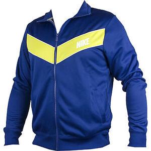 Nikex-Jacket-Chaqueta-Sudadera-Entrenamiento-Training-Sportswear