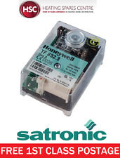 SATRONIC TF832.3 CONTROL BOX FOR OIL BURNERS - GENUINE - FREE 1ST CLASS POSTAGE