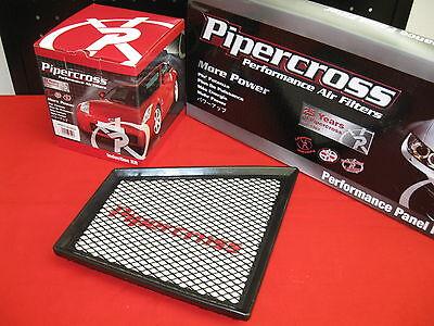 170bhp 01//08 - PP1782 Pipercross Panel Filtro aria per AUDI A4 B8 2.0TDI