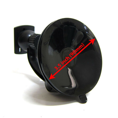 Car Windshield Suction Cup Mount For Rand McNally OverDryve 7C Tablet w//GPS-SCMO