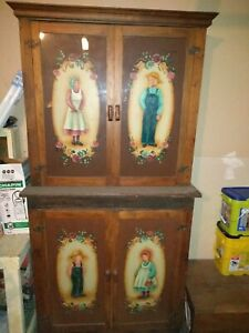"""Large Handmade SCENTED Primitive Pantry Breads 8/"""" x 4/"""" Cupboard//Colonial"""