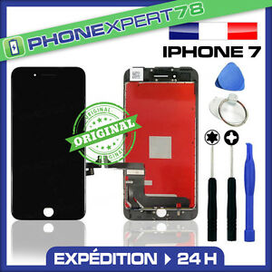 ECRAN-LCD-RETINA-100-ORIGINAL-VITRE-TACTILE-SUR-CHASSIS-POUR-IPHONE-7-NOIR