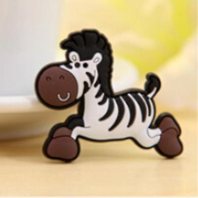 Fashion Baby Kid Cute Cartoon Early Education Toy Fridge Magnetic Sticker Gift