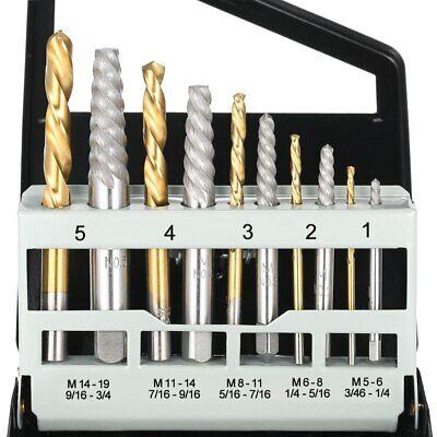 DB020CB Sealey HSS Cobalto Drill Bit 2mm Paquete de 10 Brocas y conjuntos