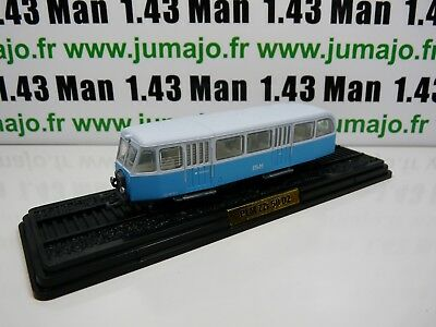 Apprensivo Mea17r Michelines & Autorails Train Sncf 1/87 Ho : Plm Zzr 50 D2 Somua Zz 50 32 Merci Di Convenienza