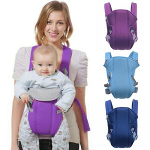 a422763e21b Newborn Baby Carrier Sling Wrap Backpack Front Back Chest Ergonomic ...