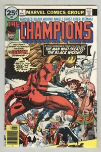 Champions-7-August-1976-VG-The-Griffin