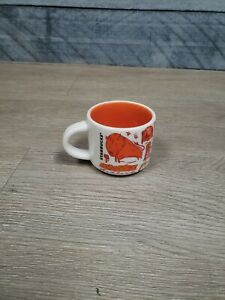 Starbucks Been There Series Mug Mini *2oz* South Dakota B8