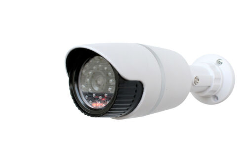 Dummy Security Camera - Latest CCTV Design - Wall or Ceiling Mounted
