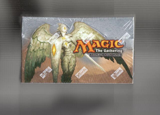 MTG Magic The Gathering  Mirrodin  Sealed Booster Box  English