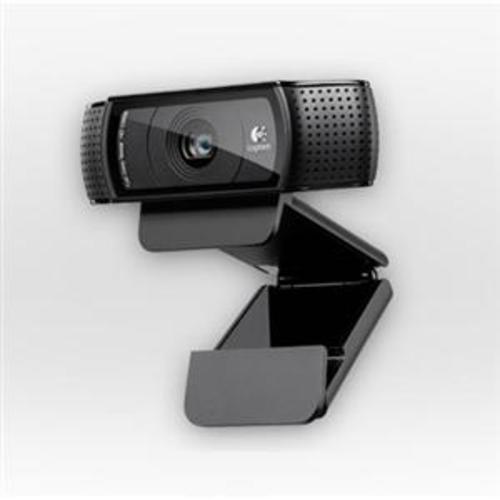 Logitech C920 HD Pro WebCam 960-000764 Skype HD 1080p 15MP Black