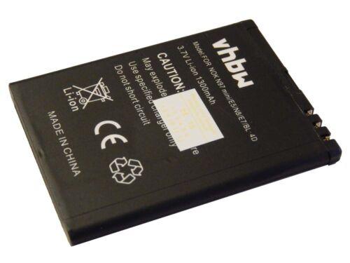 Original VHBW ® batería 1.300mah para bea-fon t850, drtel - 4d-01