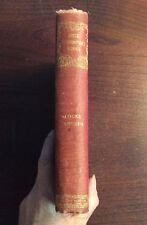 Locke Amsden Or The Schoolmaster (Undated, Hardcover) Thompson PreOWnedBook.com