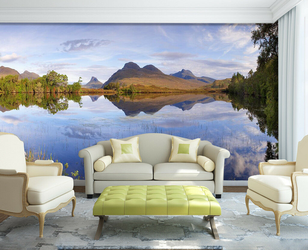 3D Natural Scenery Scenery Scenery 7 Wall Paper Murals Wall Print Wall Wallpaper Mural AU Summer 6a2d8f