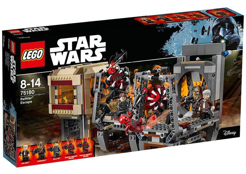 LEGO estrella guerras Fuga Dal Rathtar 75180 LEGO   per il commercio all'ingrosso