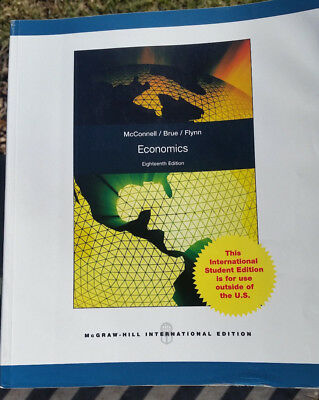 Economics International Edition By Brue Flynn And