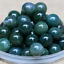 Wholesale-50Pcs-6mm-Natural-Gemstone-Round-Spacer-Loose-Beads-Jewelry-Making miniature 23