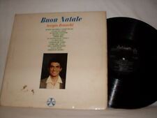 SERGIO FRANCHI  BUON NATALE VINTAGE 1965  DURIUM RECORDS LO  DRL-50012 UK IMPORT