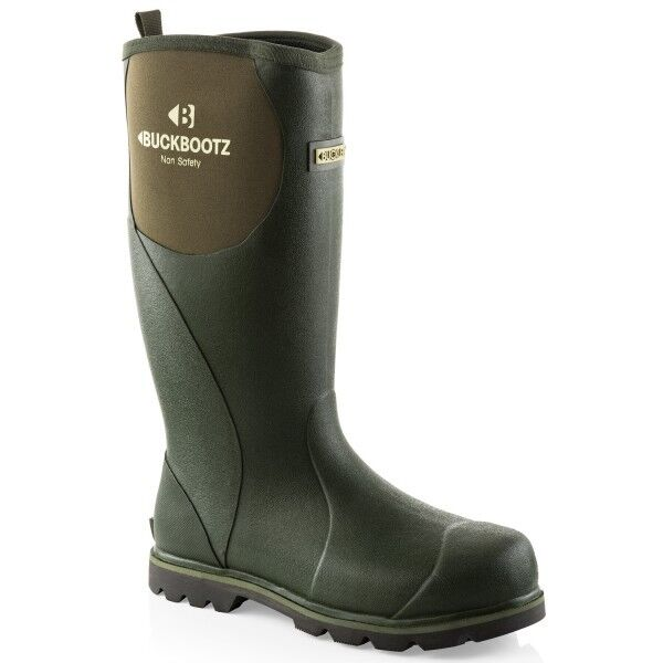 Buckler BBZ5060 Non-Safety Waterproof Rubber Wellington Boots (Various Sizes)