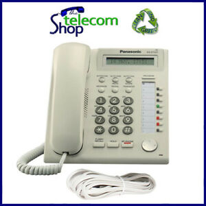 Panasonic KXDT321 Digital Telephone in White  B Grade with a 1 Yr Warranty - Rustington, United Kingdom - Panasonic KXDT321 Digital Telephone in White  B Grade with a 1 Yr Warranty - Rustington, United Kingdom