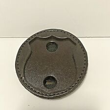 Dampk Cutout Badge Holder For Shield Dk 612 Police Fire