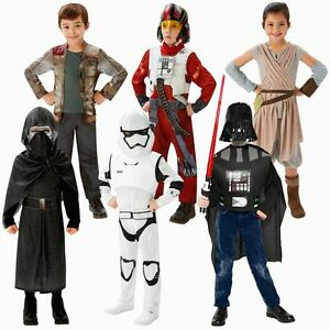 rubies kinderkost m star wars episode 7 kinder kost m faschingskost m ebay. Black Bedroom Furniture Sets. Home Design Ideas