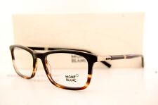 Brand New MONT BLANC Eyeglass Frames 540 056 TORTOISE for Men 100% Authentic
