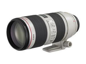 PRECIO-ESPECIAL-Canon-EF-70-200mm-f-2-8L-IS-II-USM-Garantia-Lente