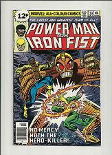 Power Man & Iron Fist  #53 VF+