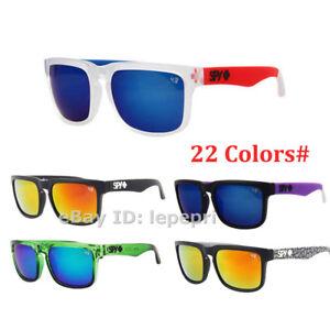 a894743bca Image is loading KEN-BLOCK-Multi-Colorful-Sports-Reflective-Glasses-Men-