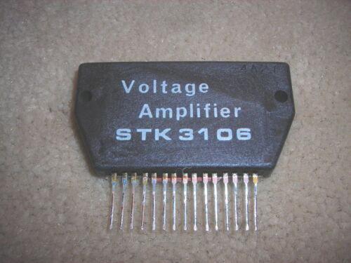 STK3106 Original SANYO Voltage Amplifier IC